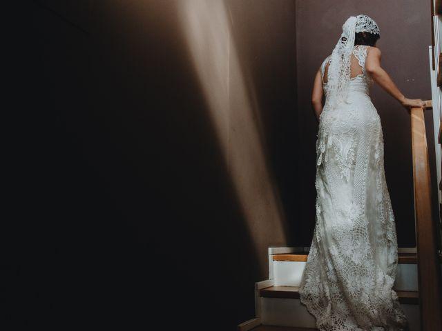 La boda de Santiago y Tamara en Vilarnaz, Orense 36
