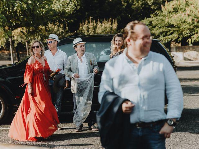 La boda de Santiago y Tamara en Vilarnaz, Orense 39