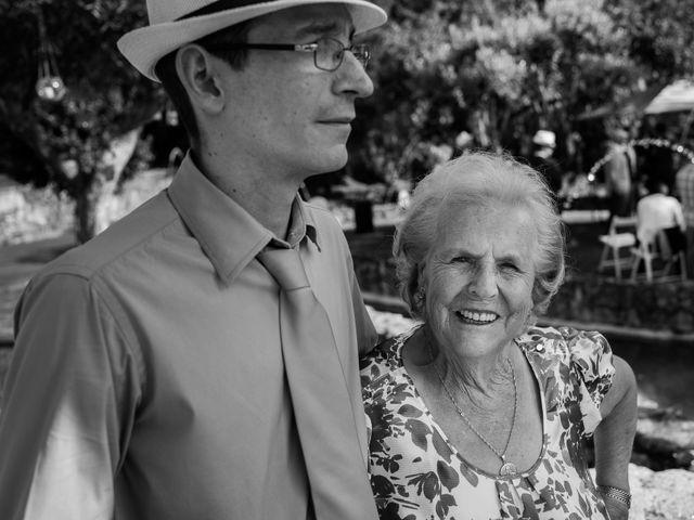 La boda de Santiago y Tamara en Vilarnaz, Orense 43