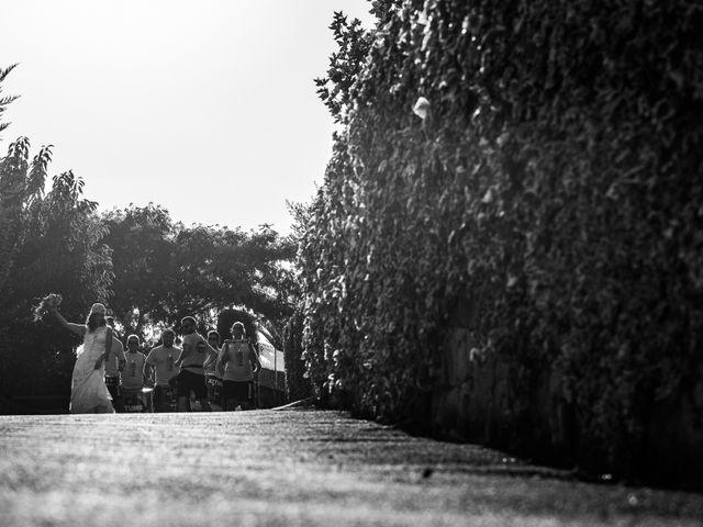 La boda de Santiago y Tamara en Vilarnaz, Orense 44