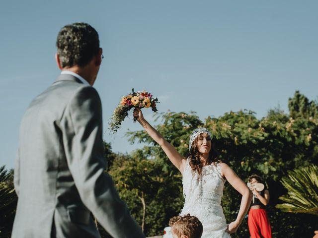 La boda de Santiago y Tamara en Vilarnaz, Orense 45