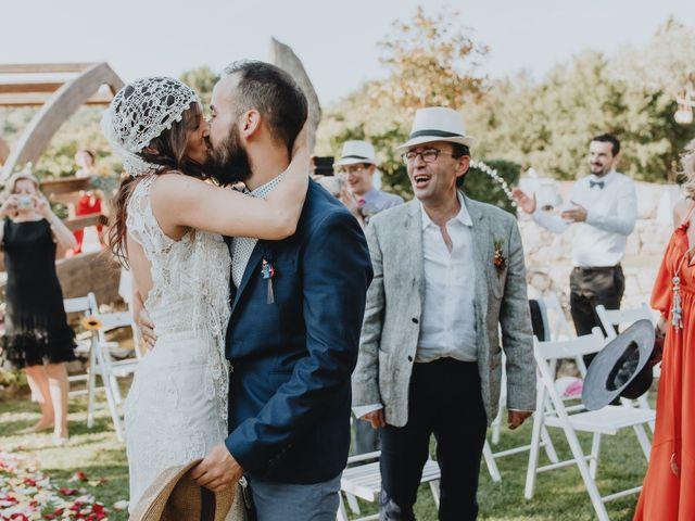 La boda de Santiago y Tamara en Vilarnaz, Orense 47