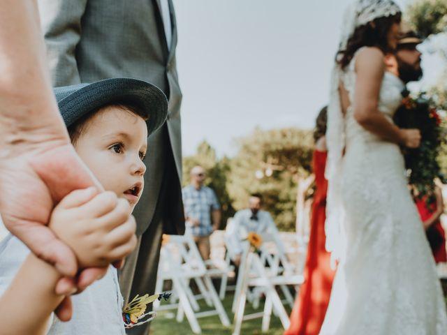 La boda de Santiago y Tamara en Vilarnaz, Orense 48