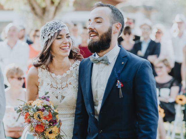 La boda de Santiago y Tamara en Vilarnaz, Orense 49