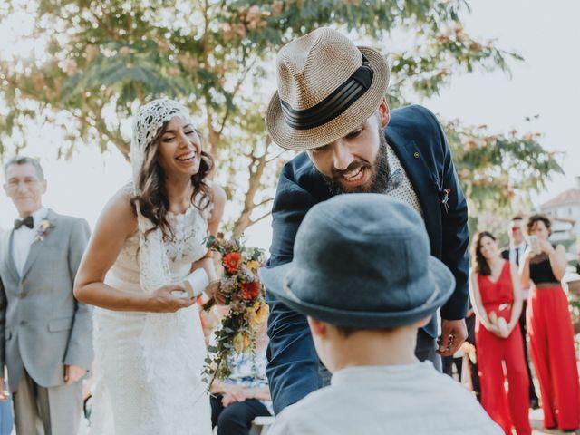 La boda de Santiago y Tamara en Vilarnaz, Orense 51