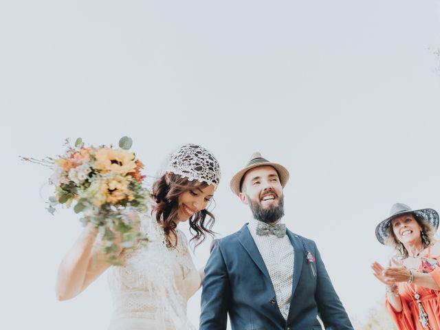 La boda de Santiago y Tamara en Vilarnaz, Orense 52