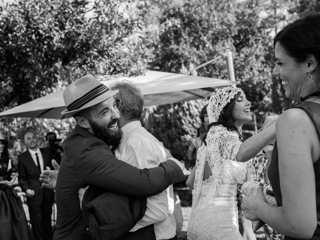 La boda de Santiago y Tamara en Vilarnaz, Orense 54