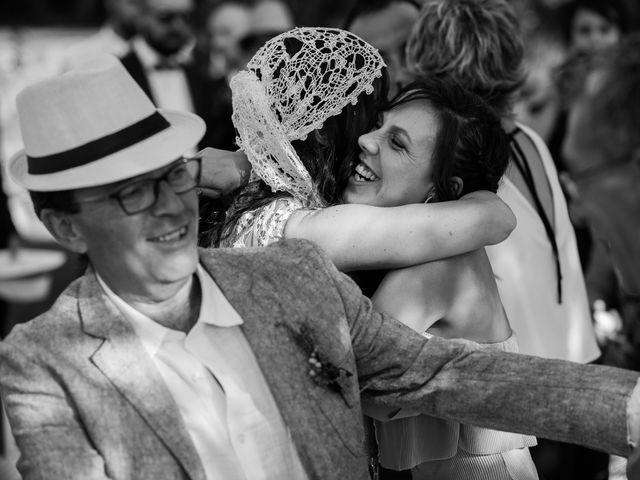 La boda de Santiago y Tamara en Vilarnaz, Orense 55