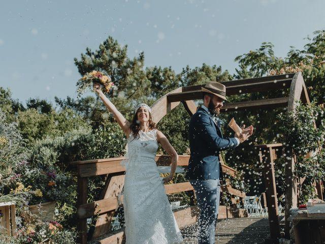 La boda de Santiago y Tamara en Vilarnaz, Orense 56