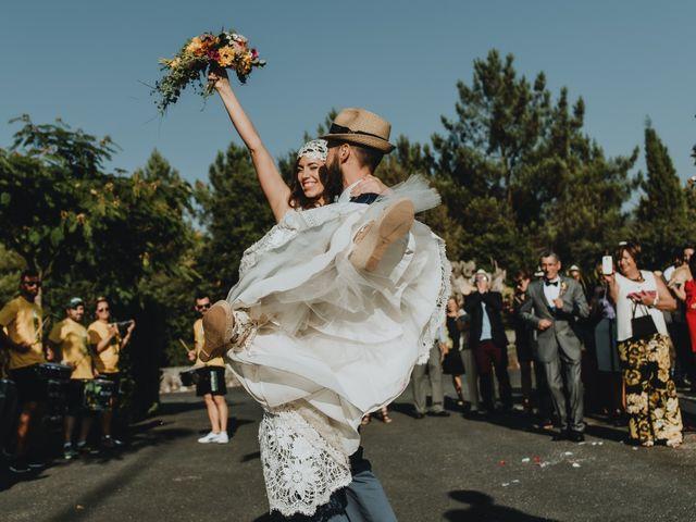 La boda de Santiago y Tamara en Vilarnaz, Orense 59