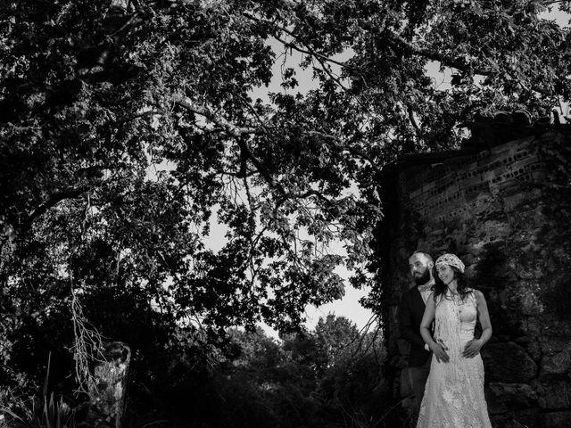 La boda de Santiago y Tamara en Vilarnaz, Orense 60