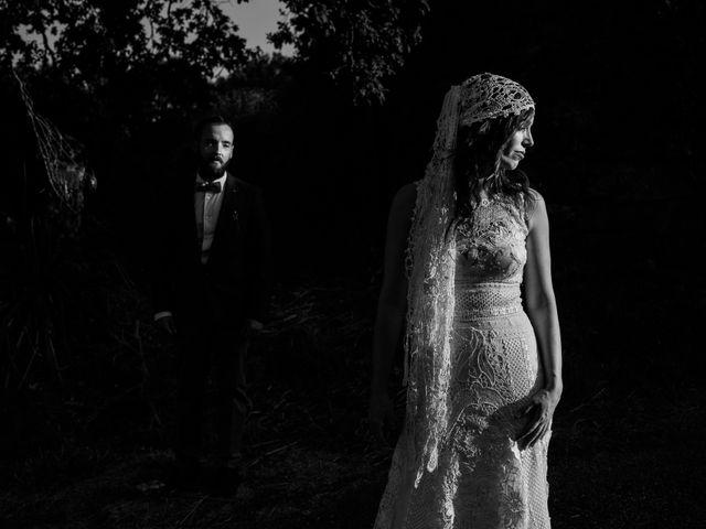 La boda de Santiago y Tamara en Vilarnaz, Orense 61