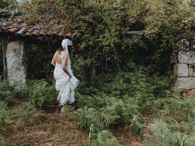 La boda de Santiago y Tamara en Vilarnaz, Orense 63