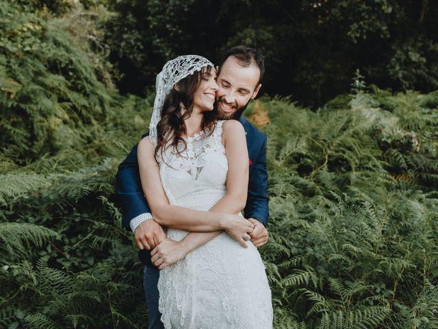 La boda de Tamara y Santiago