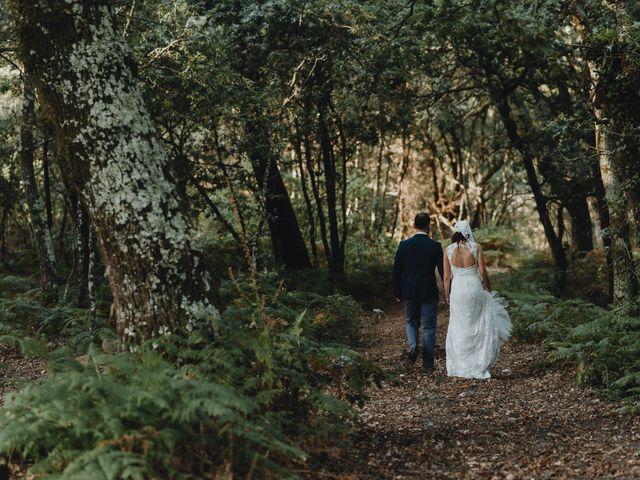La boda de Santiago y Tamara en Vilarnaz, Orense 68