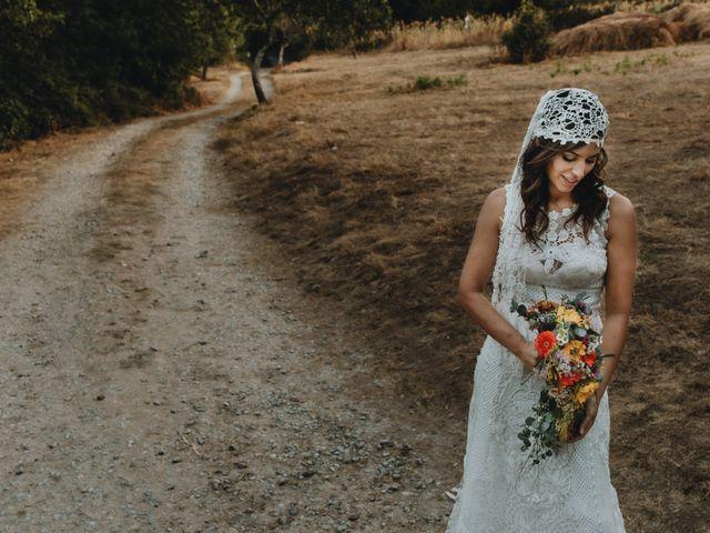 La boda de Santiago y Tamara en Vilarnaz, Orense 71