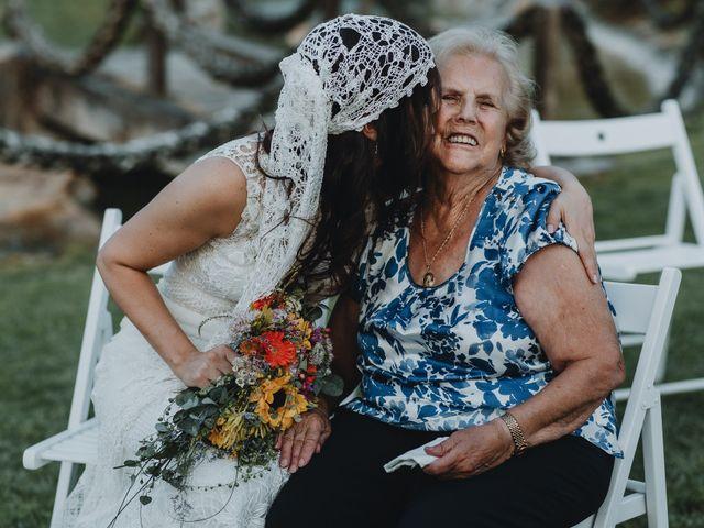 La boda de Santiago y Tamara en Vilarnaz, Orense 73