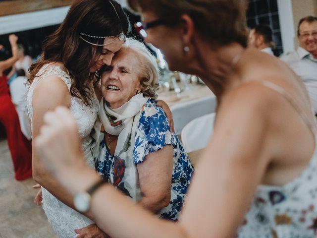 La boda de Santiago y Tamara en Vilarnaz, Orense 79