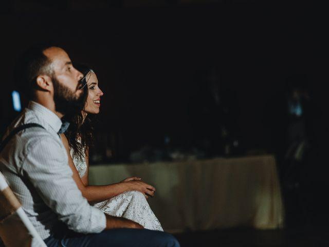 La boda de Santiago y Tamara en Vilarnaz, Orense 80