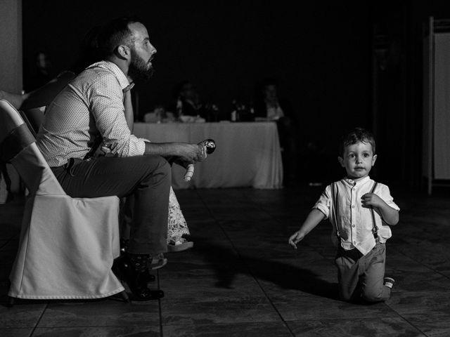 La boda de Santiago y Tamara en Vilarnaz, Orense 81
