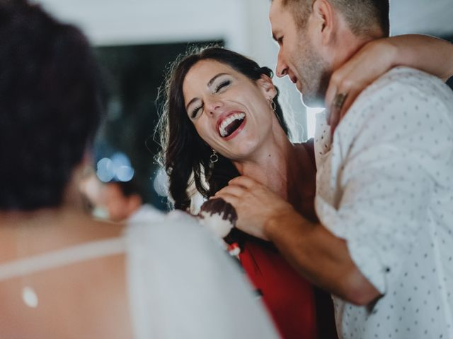 La boda de Santiago y Tamara en Vilarnaz, Orense 82