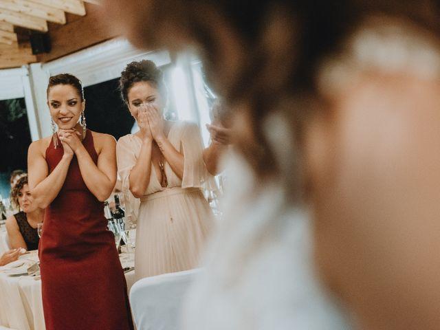 La boda de Santiago y Tamara en Vilarnaz, Orense 84