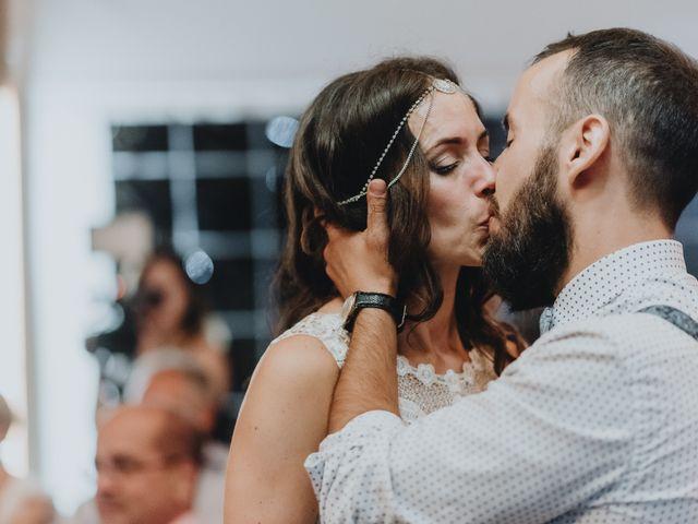 La boda de Santiago y Tamara en Vilarnaz, Orense 85