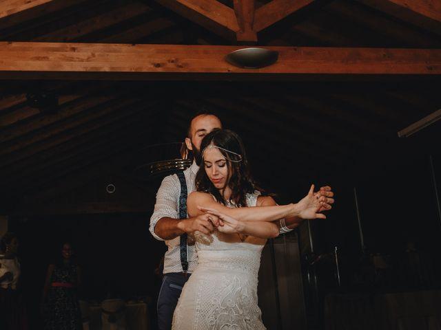 La boda de Santiago y Tamara en Vilarnaz, Orense 89