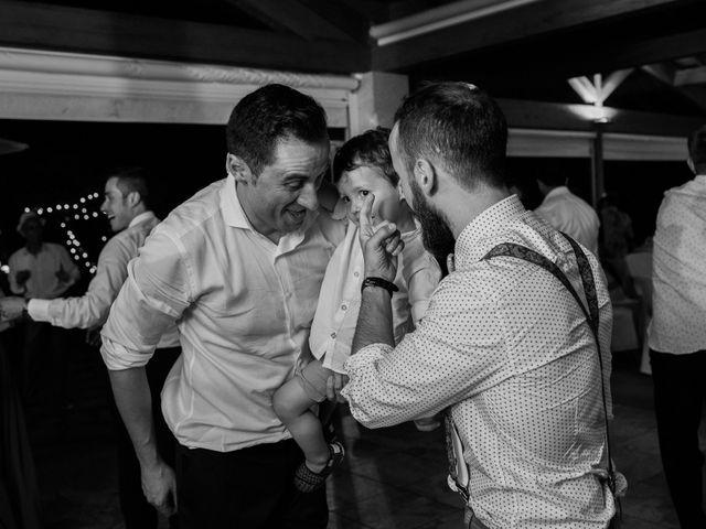 La boda de Santiago y Tamara en Vilarnaz, Orense 94