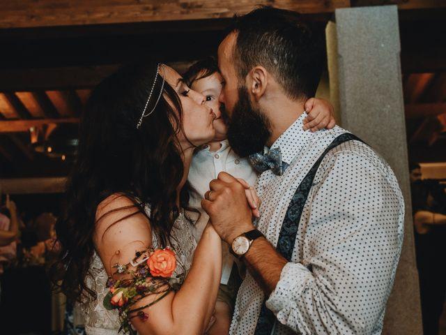 La boda de Santiago y Tamara en Vilarnaz, Orense 95