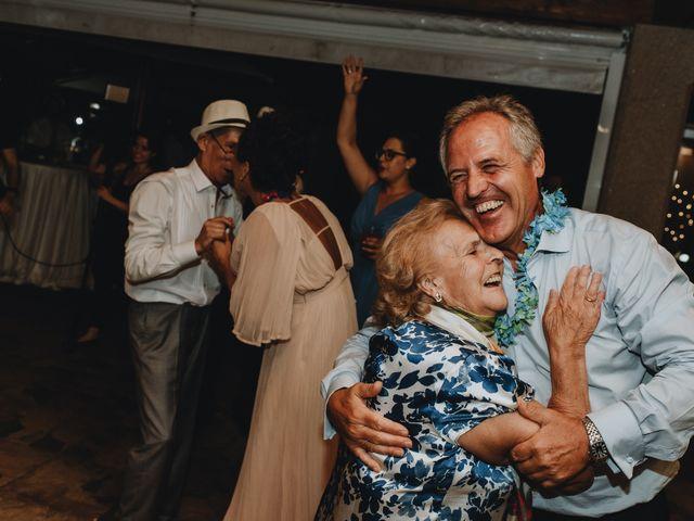 La boda de Santiago y Tamara en Vilarnaz, Orense 96