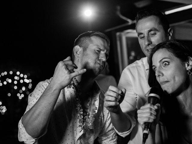 La boda de Santiago y Tamara en Vilarnaz, Orense 99
