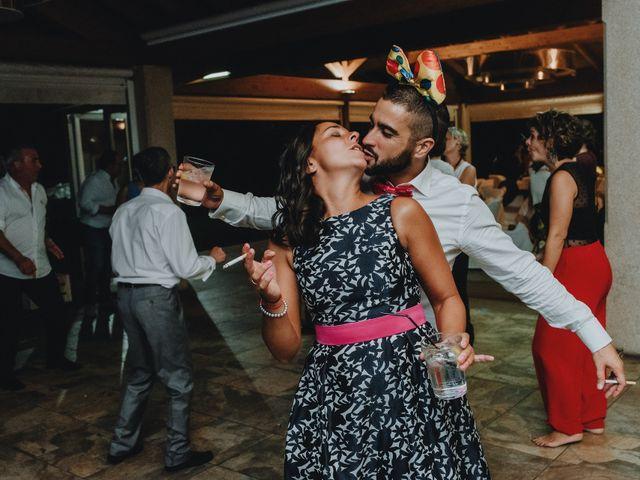 La boda de Santiago y Tamara en Vilarnaz, Orense 100