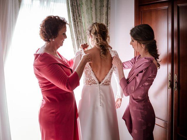 La boda de Mingo y María en Bollullos Par Del Condado, Huelva 14