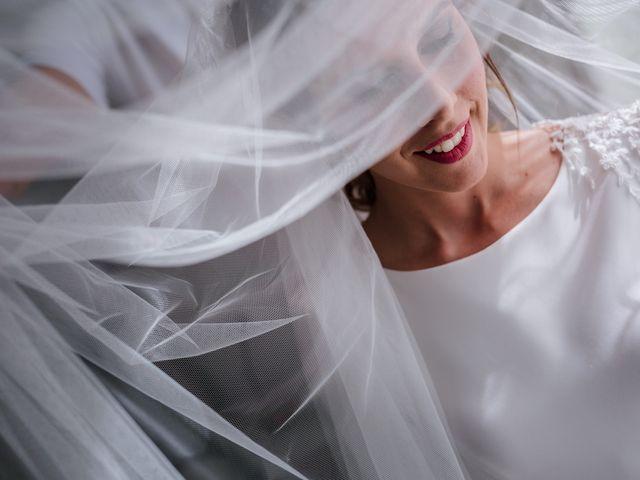 La boda de Mingo y María en Bollullos Par Del Condado, Huelva 16