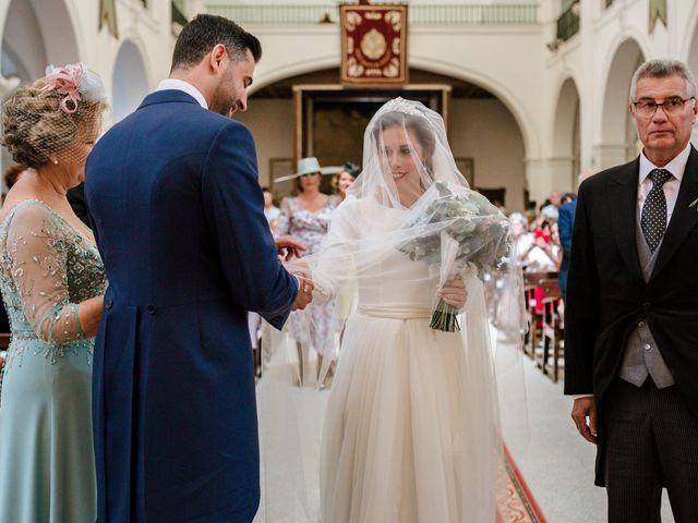 La boda de Mingo y María en Bollullos Par Del Condado, Huelva 20