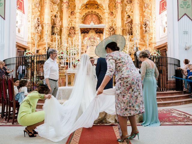 La boda de Mingo y María en Bollullos Par Del Condado, Huelva 21