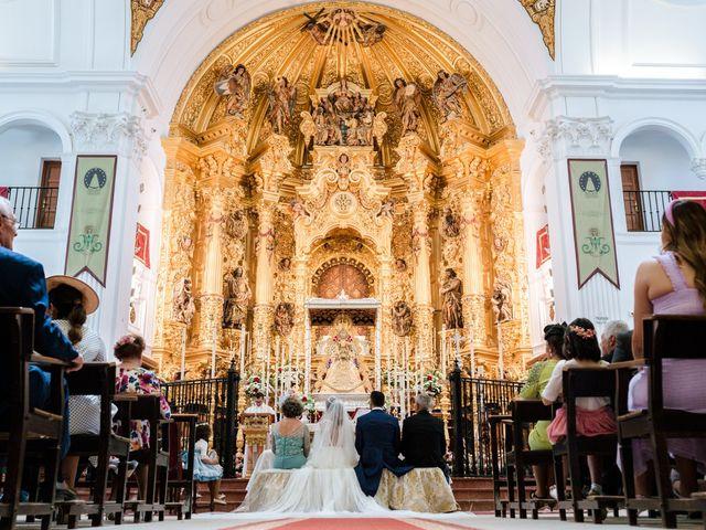La boda de Mingo y María en Bollullos Par Del Condado, Huelva 22