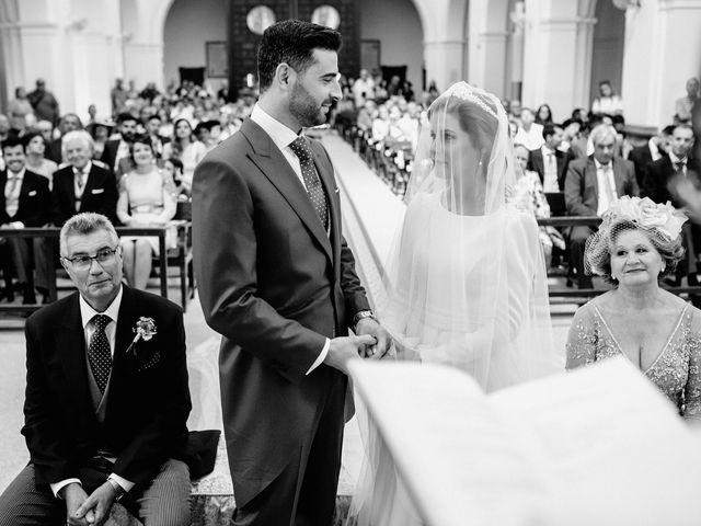 La boda de Mingo y María en Bollullos Par Del Condado, Huelva 24