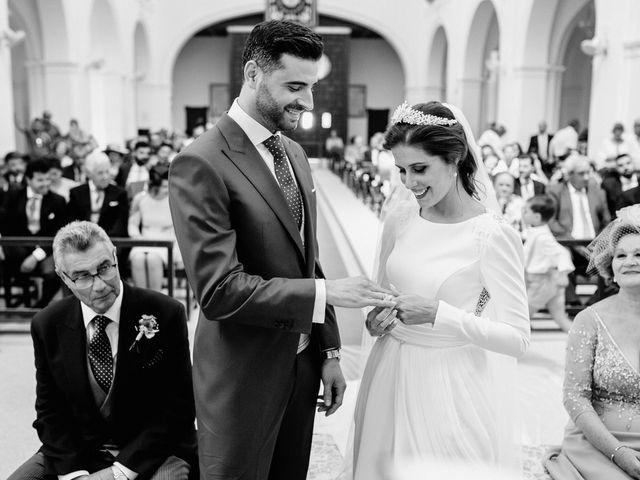 La boda de Mingo y María en Bollullos Par Del Condado, Huelva 25
