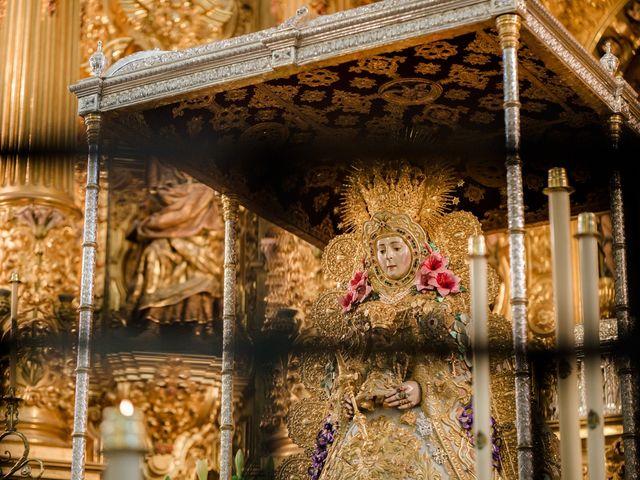 La boda de Mingo y María en Bollullos Par Del Condado, Huelva 27