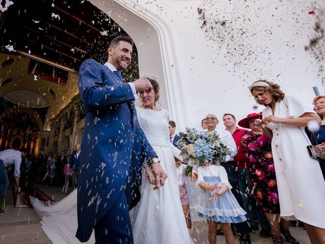 La boda de Mingo y María en Bollullos Par Del Condado, Huelva 30