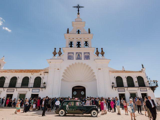 La boda de Mingo y María en Bollullos Par Del Condado, Huelva 32