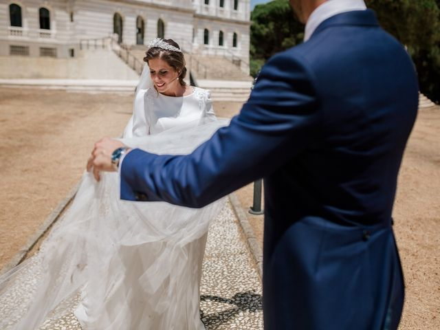 La boda de Mingo y María en Bollullos Par Del Condado, Huelva 33