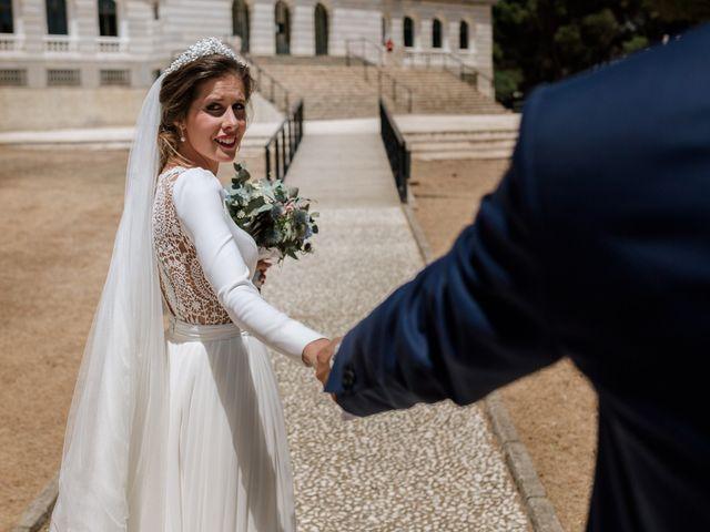 La boda de Mingo y María en Bollullos Par Del Condado, Huelva 34