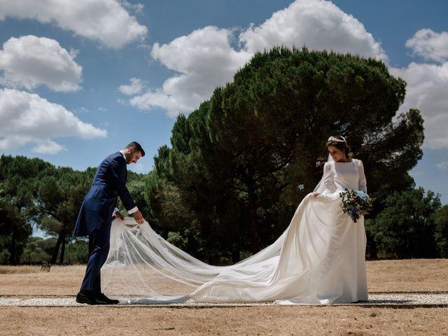 La boda de Mingo y María en Bollullos Par Del Condado, Huelva 35