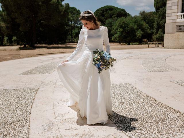 La boda de Mingo y María en Bollullos Par Del Condado, Huelva 36