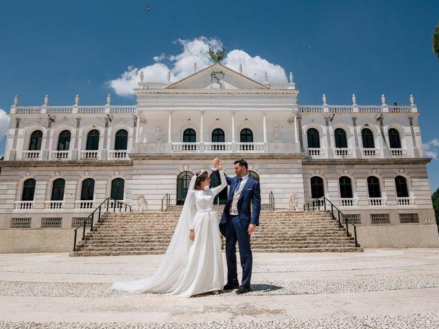 La boda de Mingo y María en Bollullos Par Del Condado, Huelva 37
