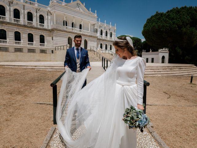 La boda de Mingo y María en Bollullos Par Del Condado, Huelva 39