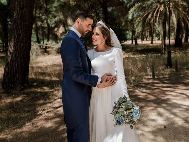 La boda de Mingo y María en Bollullos Par Del Condado, Huelva 40